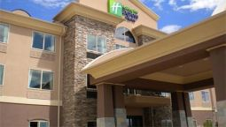 Buitenaanzicht Holiday Inn Express & Suites LAMAR
