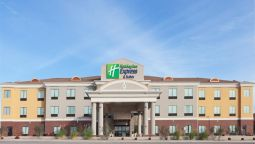Buitenaanzicht Holiday Inn Express & Suites BROWNFIELD