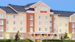 Exterior view Fairfield Inn & Suites Madison East