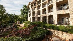 Buitenaanzicht Courtyard New Braunfels River Village