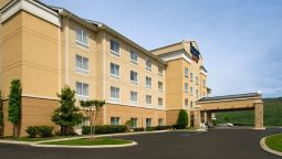 Exterior view Fairfield Inn & Suites Chattanooga I-24/Lookout Mountain