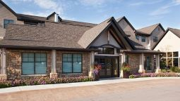 Buitenaanzicht Residence Inn Lincoln South
