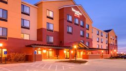 Exterior view TownePlace Suites Omaha West