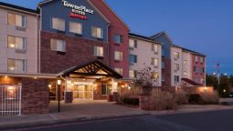 Buitenaanzicht TownePlace Suites Little Rock West