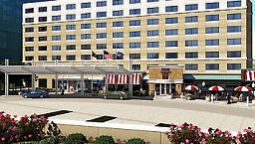 Buitenaanzicht Fairfield Inn & Suites Indianapolis Downtown