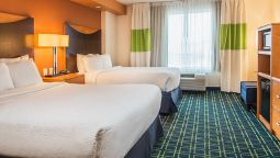 Kamers Fairfield Inn & Suites Indianapolis Downtown