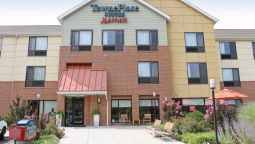 Buitenaanzicht TownePlace Suites Huntington
