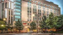 Exterior view Residence Inn Arlington Courthouse