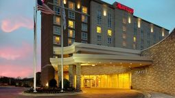 Buitenaanzicht Macon Marriott City Center