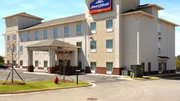 Exterior view HOWARD JOHNSON INN AUGUSTA-FOR