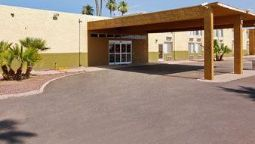 Exterior view Quality Inn Eloy