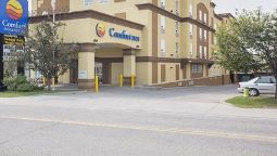 Exterior view Comfort Inn & Suites University