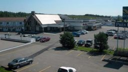 Exterior view Quality Inn Grand Falls