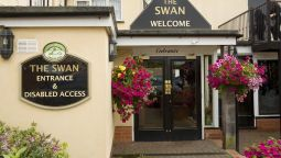 Exterior view Swan Thaxted