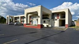 Exterior view Econo Lodge Andalusia
