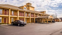 Exterior view Quality Inn Asheboro