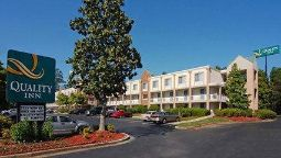 Exterior view Quality Inn Northlake
