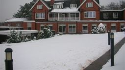 Buitenaanzicht The Beeches Conference Centre