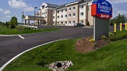 Buitenaanzicht Fairfield Inn & Suites Augusta