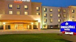 Buitenaanzicht SpringHill Suites Shreveport-Bossier City/Louisiana Downs