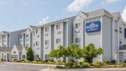 Exterior view MICROTEL ELKHART