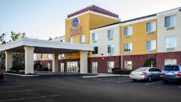 Buitenaanzicht Comfort Suites Foley - North Gulf Shores