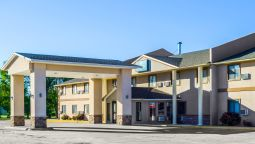 Exterior view Quality Inn Great Bend