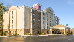 Exterior view Comfort Suites Four Seasons