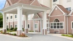 Exterior view MICROTEL GREENVILLE UNIMEDPARK