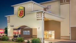 Exterior view SUPER 8 HARKER HEIGHTS