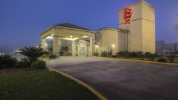 Buitenaanzicht LAKE CHARLES RED ROOF INN
