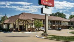 Exterior view Econo Lodge University