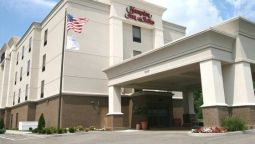 Exterior view Hampton Inn - Suites Mansfield-South * I-71
