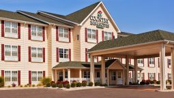 Exterior view COUNTRY INN AND SUITES MARION