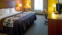 Buitenaanzicht Sleep Inn & Suites Midland