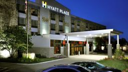 Buitenaanzicht Hyatt Place Milwaukee Airport