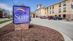 Exterior view Sleep Inn & Suites Airport