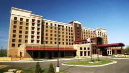 Buitenaanzicht Embassy Suites by Hilton Minneapolis North