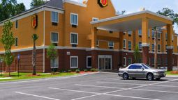 Exterior view SUPER 8 SAVANNAH