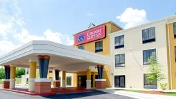 Exterior view Comfort Suites Airport South