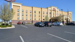 Exterior view Hampton Inn - Suites Muncie