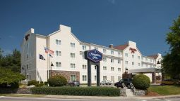 Exterior view Hampton Inn Nashua
