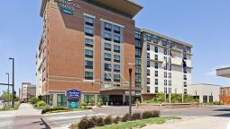 Exterior view Homewood Suites by Hilton Omaha-Downtown