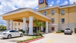 Exterior view Sleep Inn & Suites Pearland - Houston South