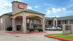 Buitenaanzicht Econo Lodge & Suites
