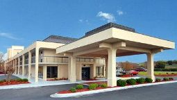 Exterior view Quality Inn Roanoke Rapids