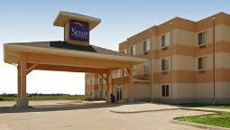 Exterior view Sleep Inn & Suites Salina