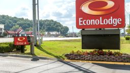 Exterior view Econo Lodge Sevierville