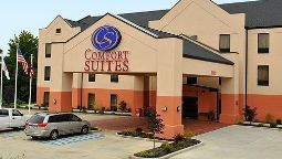 Exterior view Comfort Suites South Point