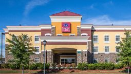 Exterior view Comfort Suites Troy